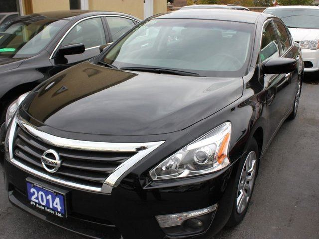 2014 nissan altima 2 5s black 9 auto sales wheels ca