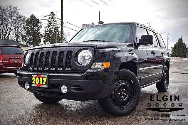 2017 jeep patriot sport st thomas ontario used car for sale 2631066. Black Bedroom Furniture Sets. Home Design Ideas