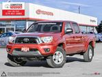 2014 Toyota Tacoma V6 Competition Certified, One Owner, No Accidents, Toyota Serviced in London, Ontario