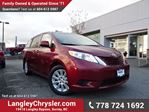 2015 Toyota Sienna LE 7 Passenger W/ AWD, REAR-VIEW CAMERA & BLUETOOTH in Surrey, British Columbia