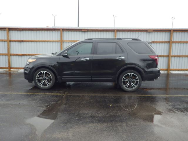 2014 ford explorer sport cayuga ontario used car for sale 2631315. Black Bedroom Furniture Sets. Home Design Ideas
