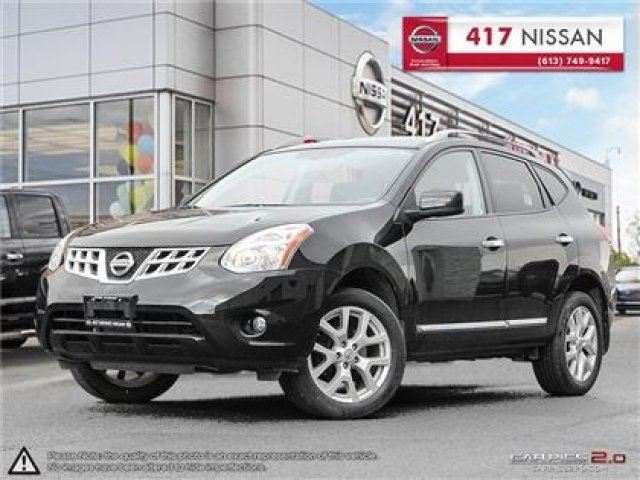 2012 nissan rogue awd sunroof heated seats ottawa ontario used car for sale 2631048. Black Bedroom Furniture Sets. Home Design Ideas