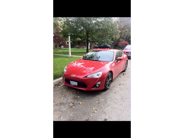 2014 scion fr s 2dr cpe auto mississauga ontario used. Black Bedroom Furniture Sets. Home Design Ideas