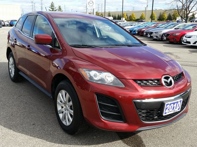 2010 mazda cx 7 gx alloys one owner milton ontario used car for sale 2630868. Black Bedroom Furniture Sets. Home Design Ideas