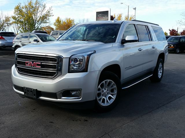 2016 GMC YUKON SLT-LEATHER-8 PASSENGER-SUNROOF- in Belleville, Ontario