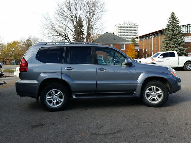 2006 lexus gx 470 ottawa ontario used car for sale 2631395. Black Bedroom Furniture Sets. Home Design Ideas