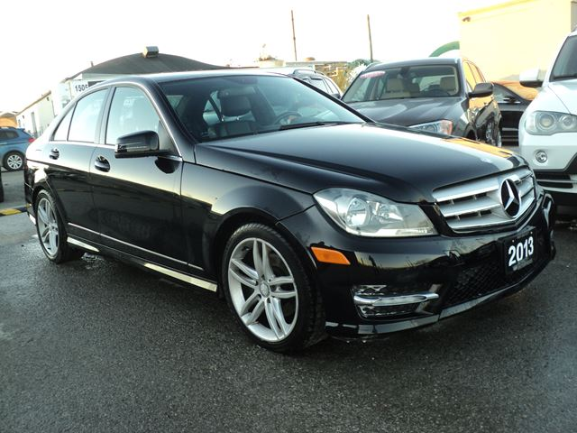 2013 mercedes benz c class c250 oakville ontario used for Mercedes benz c class used cars for sale