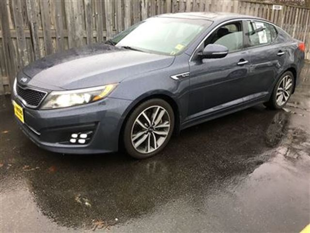 2014 kia optima sx turbo burlington ontario used car for sale 2632503. Black Bedroom Furniture Sets. Home Design Ideas