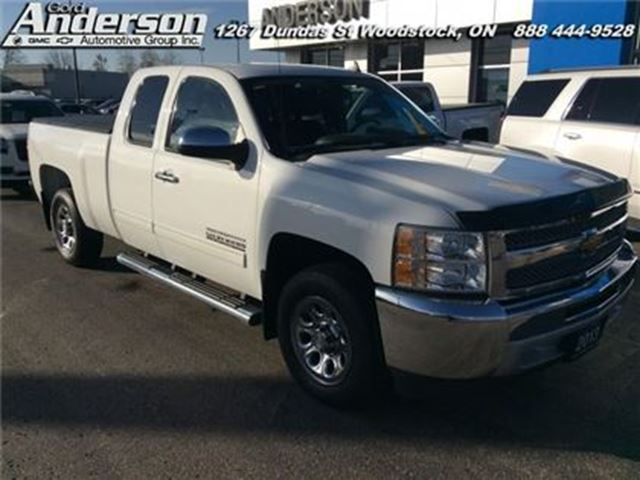 2013 Chevrolet Silverado 1500 LS  - Certified - Low Mileage in Woodstock, Ontario