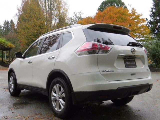 2016 nissan rogue sv 4dr all wheel drive langley british columbia used car for sale 2632014. Black Bedroom Furniture Sets. Home Design Ideas