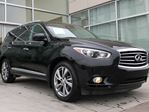 2013 Infiniti JX TECHNOLOGY/LANE DEPARTURE/BLIND SPOT/AWD/DVD/HEATED AND COOLED FRONT SEATS in Edmonton, Alberta