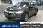 2014 Acura MDX Tech Pack SH-AWD *Navi, DVD, Local One Owner,Clean Carproof,Roof Rail & Crossbar* in Calgary, Alberta