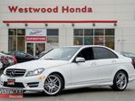 2014 Mercedes-Benz C-Class C350 4MATIC in Port Moody, British Columbia