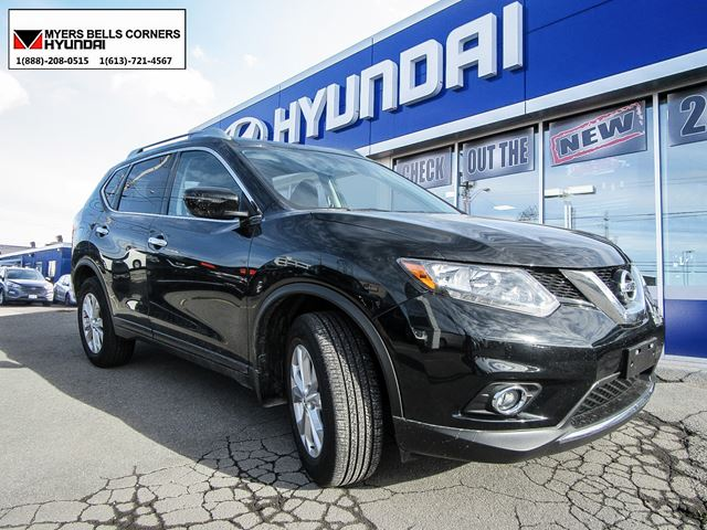 2016 nissan rogue sv awd ottawa ontario used car for sale 2632330. Black Bedroom Furniture Sets. Home Design Ideas