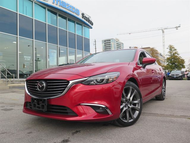 2016 mazda mazda6 gt tech pkg 0 9 finance toronto ontario used car for sale 2632554. Black Bedroom Furniture Sets. Home Design Ideas