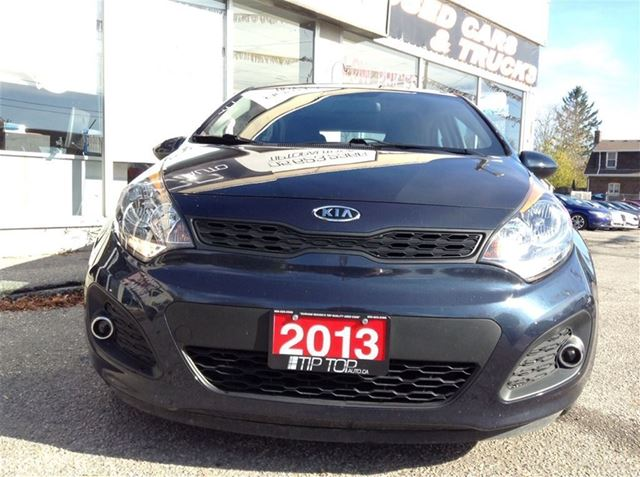 2013 kia rio lx bowmanville ontario used car for sale 2632529. Black Bedroom Furniture Sets. Home Design Ideas