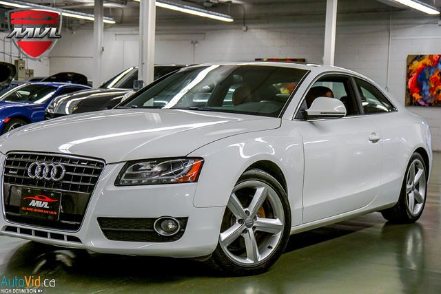 2009 audi a5 3 2l oakville ontario used car for sale. Black Bedroom Furniture Sets. Home Design Ideas