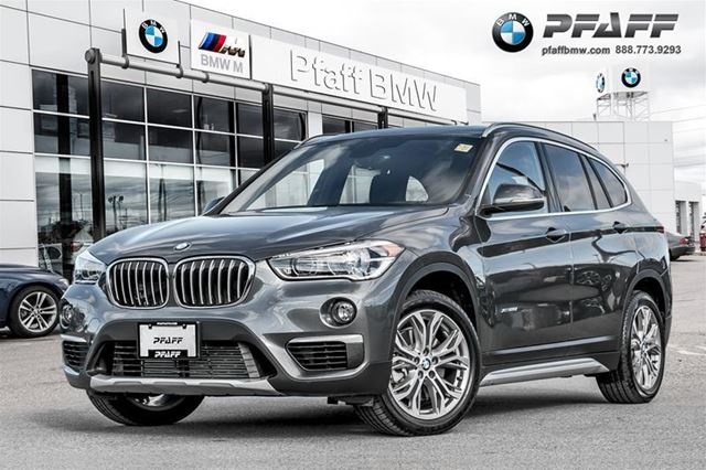 2017 Bmw X1 Xdrive28i Grey For 41988 In Mississauga