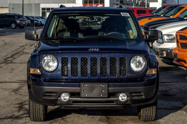 2017 jeep patriot new car high altitude 4x4 sunroof htd front seats r start 17alloys thornhill. Black Bedroom Furniture Sets. Home Design Ideas