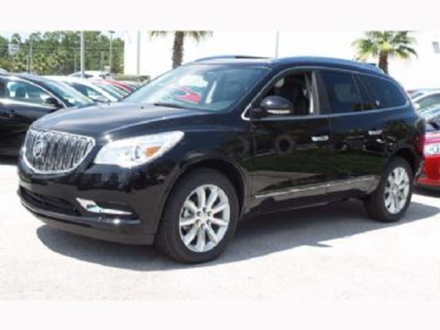 2016 buick enclave awd leather mississauga ontario used car for sale 2632748. Black Bedroom Furniture Sets. Home Design Ideas