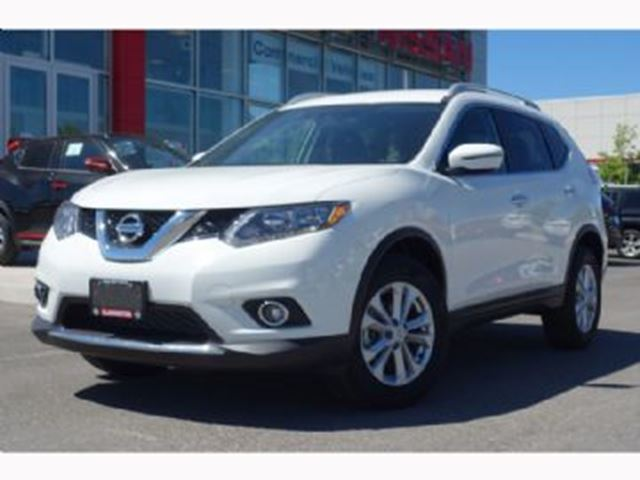 2016 nissan rogue 2 5 sv awd dual sunroof 4 camera navigation blind spot pearl white lease. Black Bedroom Furniture Sets. Home Design Ideas