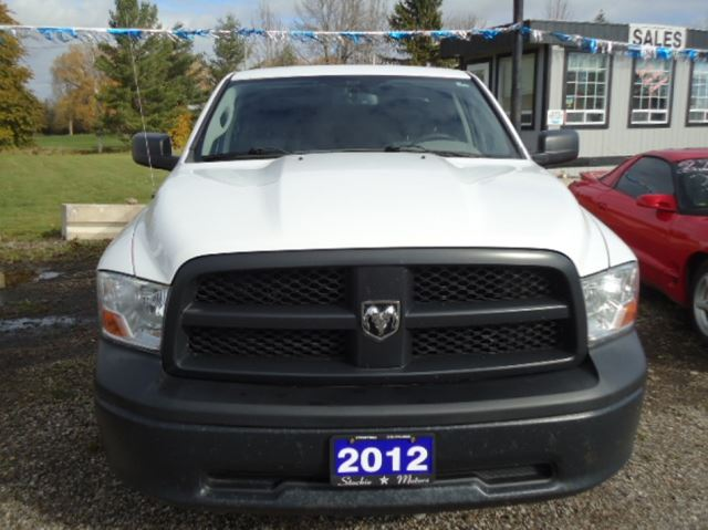 2012 dodge ram 1500 stratford ontario used car for sale 2632383. Black Bedroom Furniture Sets. Home Design Ideas