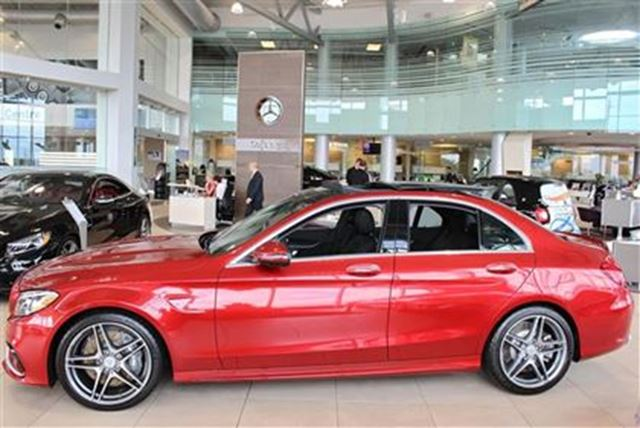 2016 mercedes benz c63 amg sedan mercedes benz for Mercedes benz ontario phone number