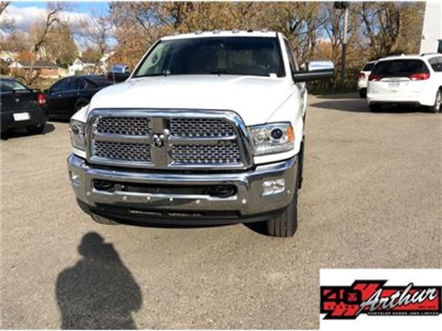 2016 dodge ram 3500 laramie crew cab 4x4 arthur ontario used car for sale 2633264. Black Bedroom Furniture Sets. Home Design Ideas
