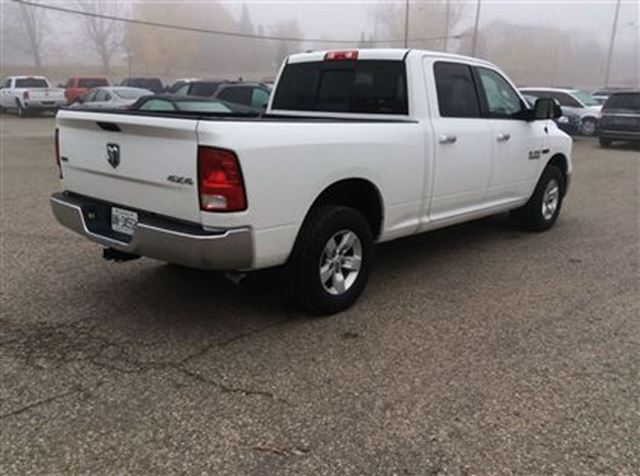 2016 dodge ram 1500 slt crew cab 4x4 eco diesel arthur ontario used car for sale 2633271. Black Bedroom Furniture Sets. Home Design Ideas