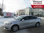 2013 Ford Fusion SE /FROM FAMILY. SANTA SAYS GREAT DEAL in Winnipeg, Manitoba