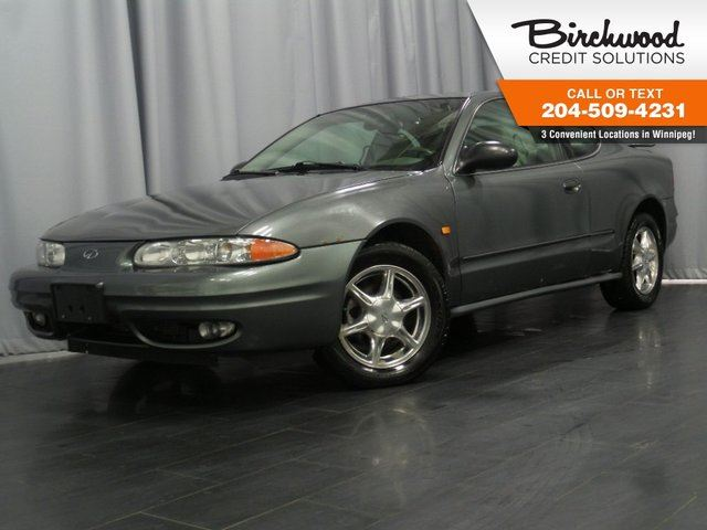 2004 OLDSMOBILE ALERO GL in Winnipeg, Manitoba