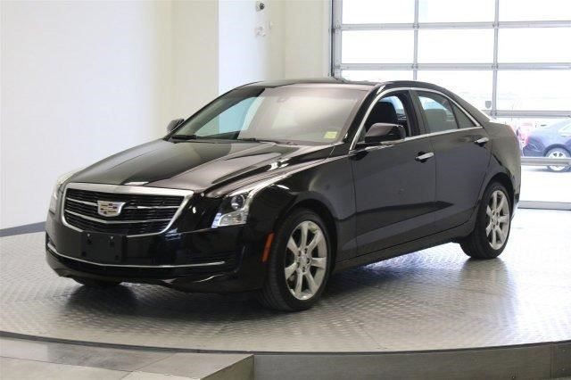 2016 Cadillac ATS Luxury Collection AWD in Regina, Saskatchewan