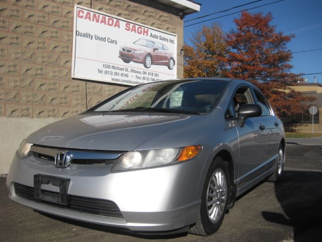 2008 honda civic free free free 4 new winter tires or for Honda civic safety