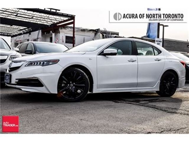 2016 ACURA TLX 3.5L SH-AWD w/Tech Pkg A-Spec Package. NEW. Financ in Thornhill, Ontario