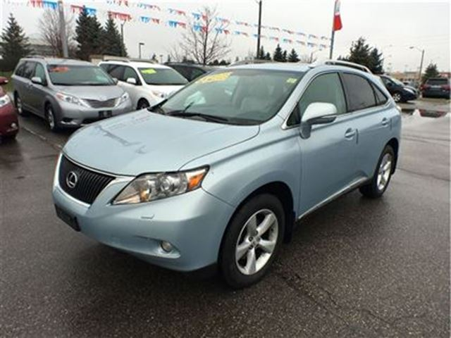 2010 lexus rx 350 base brampton ontario used car for sale 2633665. Black Bedroom Furniture Sets. Home Design Ideas