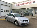 2014 Honda Civic LX in Edson, Alberta