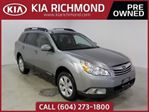 2011 Subaru Outback 2.5i Prem in Richmond, British Columbia