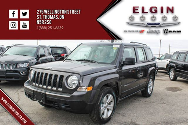 2017 jeep patriot sport st thomas ontario used car for sale 2633820. Black Bedroom Furniture Sets. Home Design Ideas