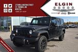 2013 Jeep Wrangler Unlimited Sahara***Leather,Navi,4x4,Low Kms*** in St Thomas, Ontario