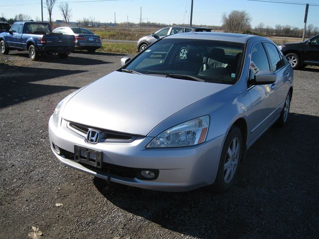 2005 honda accord exl v6 certified e tested vars. Black Bedroom Furniture Sets. Home Design Ideas