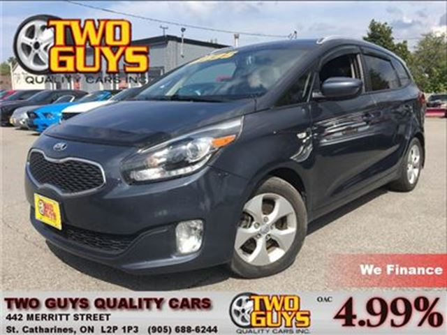 2014 KIA RONDO LX MAG WHEELS HEATED FRONT SEATS in St Catharines, Ontario