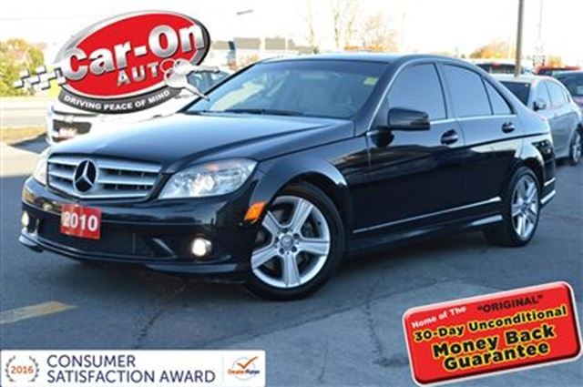 2010 mercedes benz c class c300 4matic premium w sunroof for Mercedes benz c300 4matic 2010 price