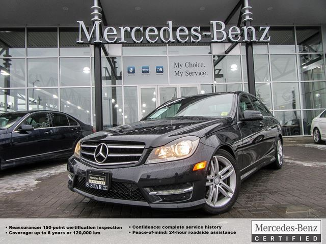 2014 mercedes benz c300 4matic sedan magnetite black met for Mercedes benz c300 black rims