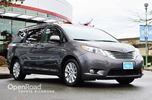 2012 Toyota Sienna LIMITED! Alloy Wheels, AWD, Leather Seats, Moon in Richmond, British Columbia