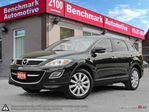 2010 Mazda CX-9 GT-1 OWNER-NAVI-LEATHER-CAMERA-ROOF-PWR TAILGATE in Scarborough, Ontario