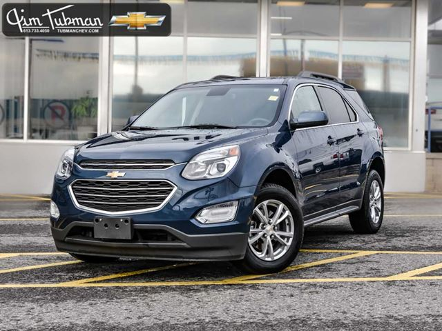 2016 chevrolet equinox lt ottawa ontario used car for sale 2634372. Black Bedroom Furniture Sets. Home Design Ideas