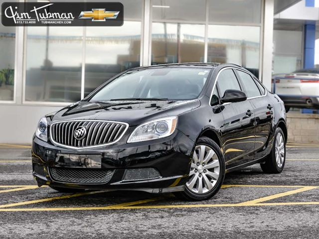 2016 buick verano base ottawa ontario used car for sale 2634377. Black Bedroom Furniture Sets. Home Design Ideas