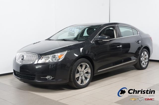 2012 buick lacrosse w 1sh montreal quebec used car for. Black Bedroom Furniture Sets. Home Design Ideas