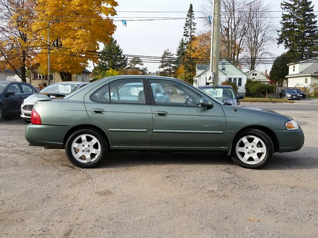 2006 nissan sentra 1 8 special edition oshawa ontario used car for sale 2634006. Black Bedroom Furniture Sets. Home Design Ideas