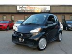 2013 Smart Fortwo Pure **LOW FUEL, LOW PAYMENT** in Ottawa, Ontario